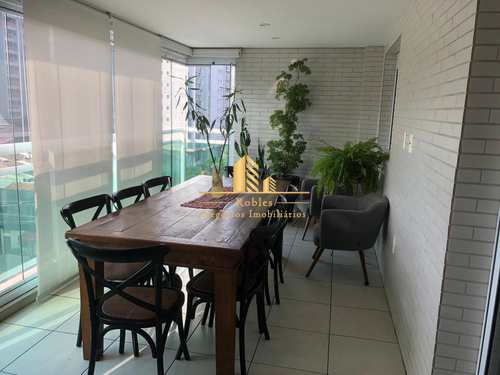 Apartamento, código 1563 em São Paulo, bairro Chácara Santo Antônio