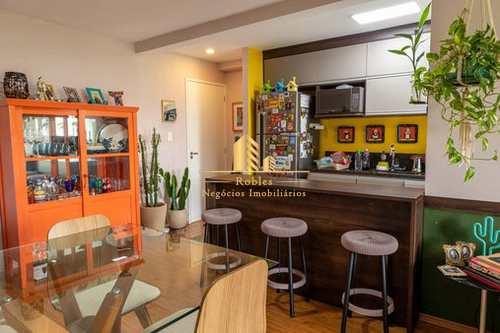 Apartamento, código 1566 em São Paulo, bairro Chácara Santo Antônio (Zona Sul)