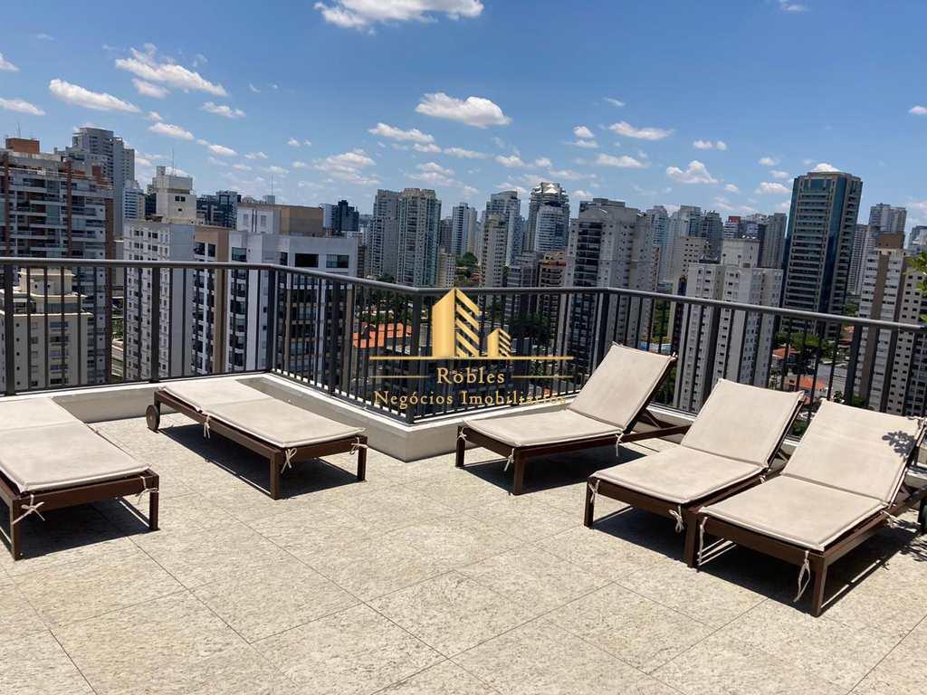 Apartamento em São Paulo, no bairro Brooklin