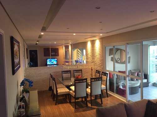 Apartamento, código 1592 em São Paulo, bairro Chácara Santo Antônio