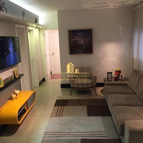 Apartamento, código 1617 em São Paulo, bairro Granja Julieta