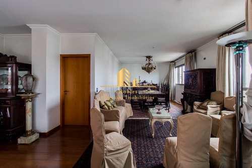 Apartamento, código 1641 em São Paulo, bairro Moema