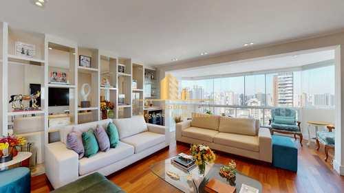 Apartamento, código 1649 em São Paulo, bairro Moema