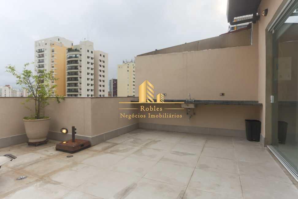 Cobertura em São Paulo, no bairro Vila Olímpia