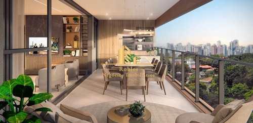 Apartamento, código 1659 em São Paulo, bairro Campo Belo