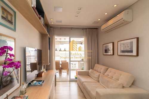 Apartamento, código 1672 em São Paulo, bairro Vila Mariana
