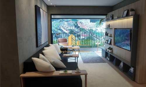 Apartamento, código 1691 em São Paulo, bairro Brooklin