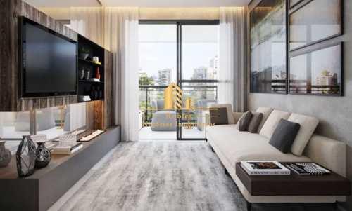 Apartamento, código 1692 em São Paulo, bairro Moema