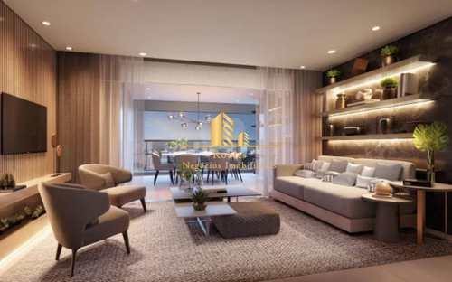 Apartamento, código 1703 em São Paulo, bairro Campo Belo
