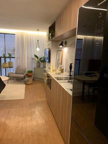 Apartamento, código 1704 em São Paulo, bairro Campo Belo
