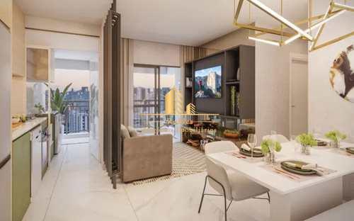 Apartamento, código 1723 em São Paulo, bairro Moema