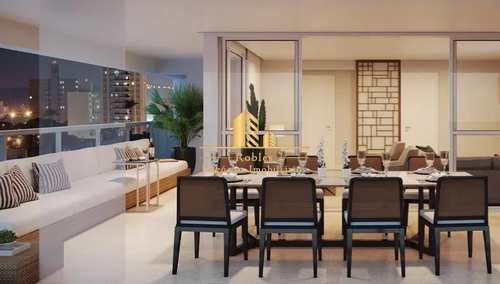 Apartamento, código 1730 em São Paulo, bairro Ibirapuera
