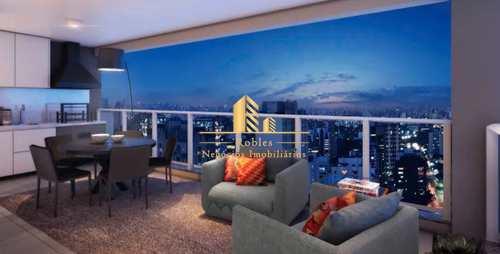 Apartamento, código 1756 em São Paulo, bairro Indianópolis