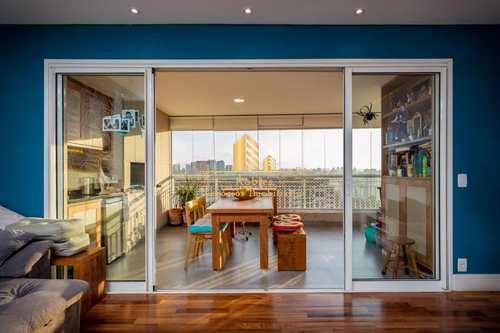 Apartamento, código 1792 em São Paulo, bairro Granja Julieta