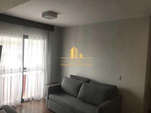 Apartamento, código 1806 em São Paulo, bairro Cidade Monções