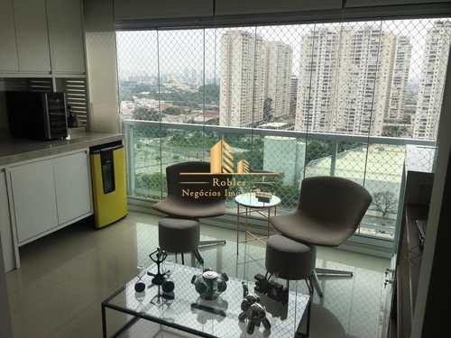 Apartamento, código 1809 em São Paulo, bairro Granja Julieta