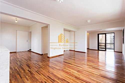 Apartamento, código 1847 em São Paulo, bairro Brooklin Paulista