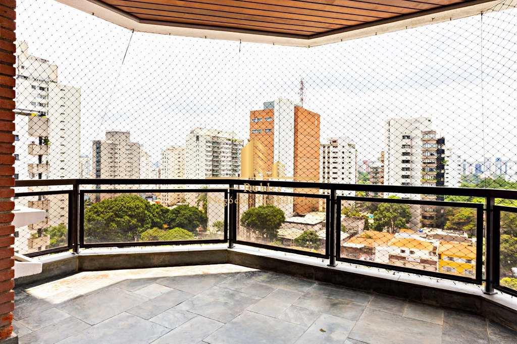 Apartamento em São Paulo, no bairro Brooklin Paulista