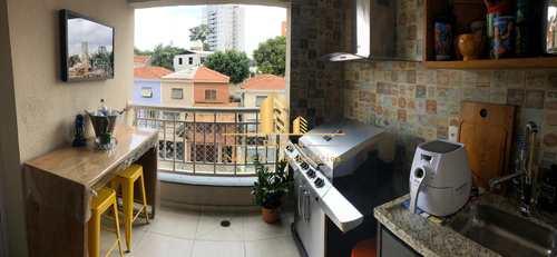 Apartamento, código 1851 em São Paulo, bairro Bosque da Saúde