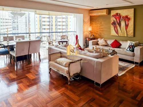 Apartamento, código 1853 em São Paulo, bairro Vila Nova Conceição