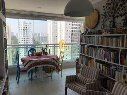 Apartamento, código 2018 em São Paulo, bairro Alto da Boa Vista