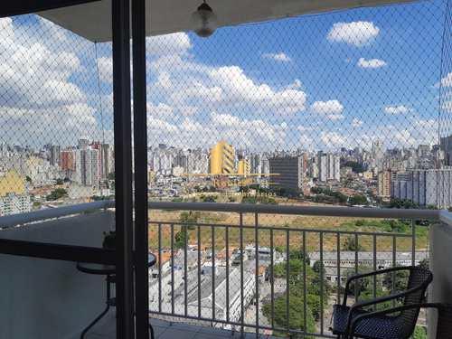 Apartamento, código 2122 em São Paulo, bairro Cambuci