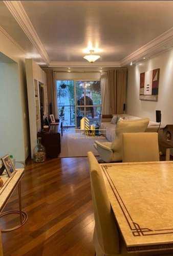 Apartamento, código 2128 em São Paulo, bairro Moema