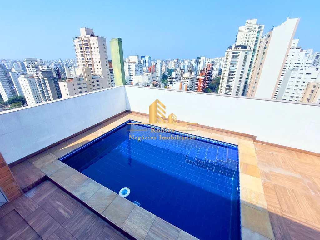Cobertura em São Paulo, no bairro Brooklin