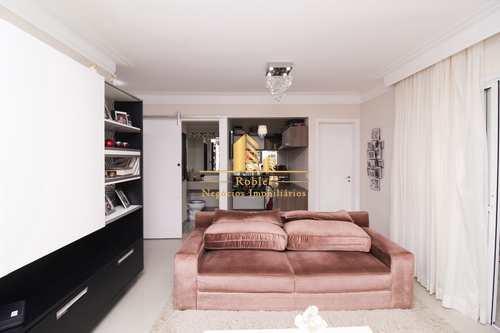 Apartamento, código 2153 em São Paulo, bairro Granja Julieta