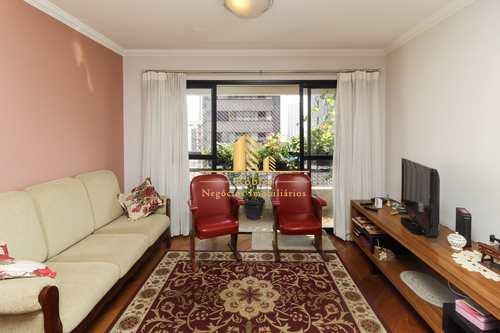 Apartamento, código 2196 em São Paulo, bairro Brooklin
