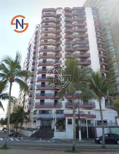 Apartamento, código 207 em Praia Grande, bairro Ocian