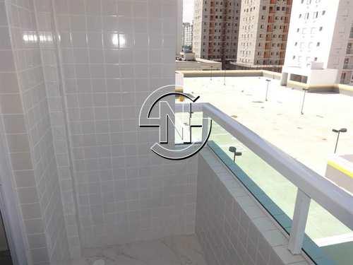 Apartamento, código 201 em Praia Grande, bairro Tupi