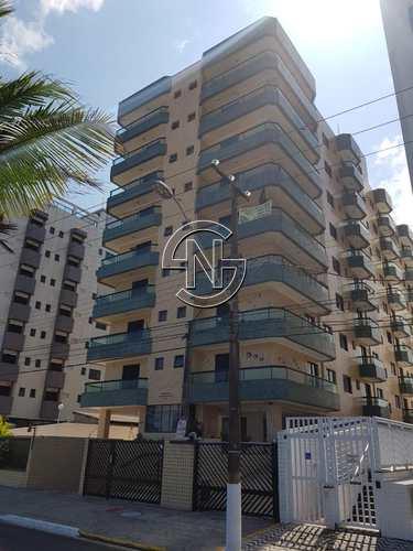 Apartamento, código 374 em Praia Grande, bairro Real