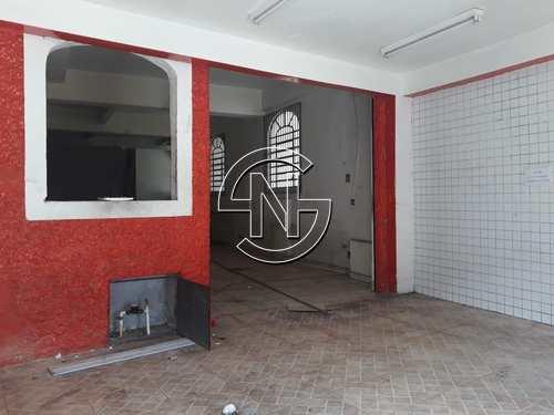Galpão, código 445 em São Vicente, bairro Centro