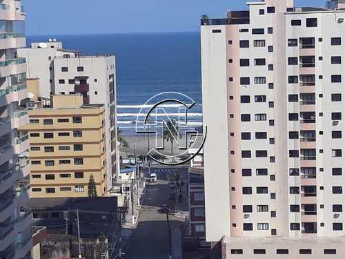 Apartamento, código 448 em Praia Grande, bairro Ocian