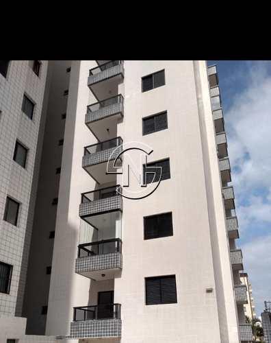 Apartamento, código 457 em Praia Grande, bairro Aviação
