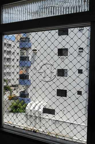 Apartamento, código 463 em Praia Grande, bairro Guilhermina