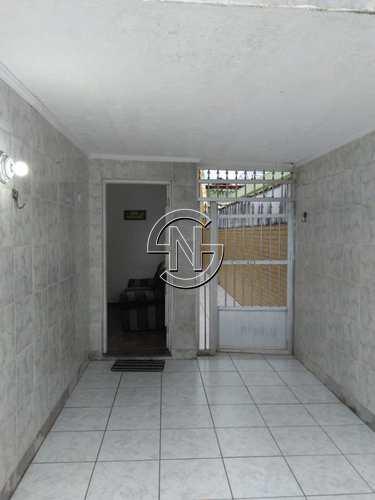 Casa, código 498 em Praia Grande, bairro Boqueirão