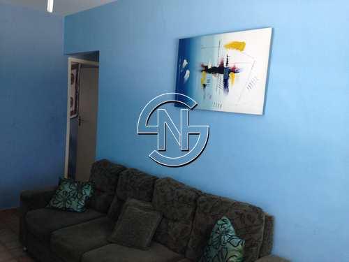 Apartamento, código 504 em Praia Grande, bairro Ocian
