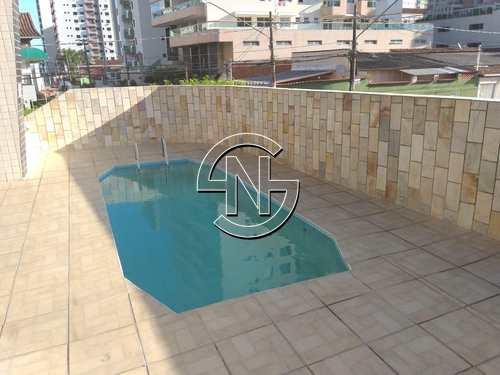 Apartamento, código 532 em Praia Grande, bairro Aviação