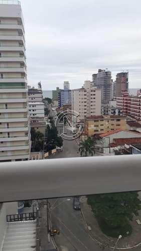 Apartamento, código 541 em Praia Grande, bairro Boqueirão