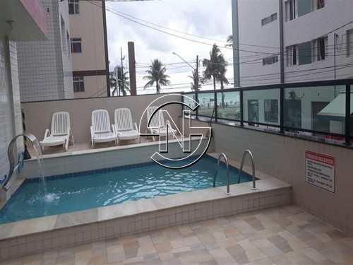 Apartamento, código 567 em Praia Grande, bairro Ocian
