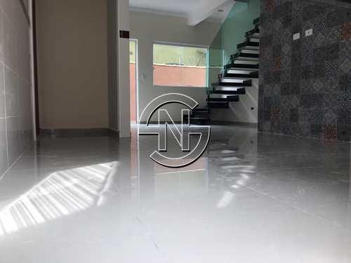 Casa de Condomínio, código 612 em Praia Grande, bairro Maracanã