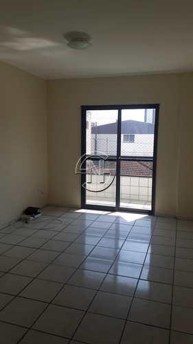 Apartamento, código 643 em Praia Grande, bairro Tupi