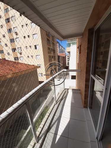 Apartamento, código 645 em Praia Grande, bairro Tupi