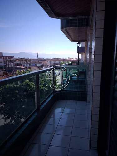 Apartamento, código 684 em Praia Grande, bairro Tupi