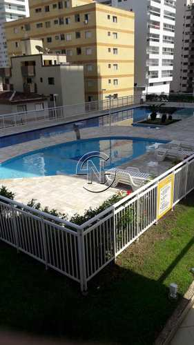 Apartamento, código 700 em Praia Grande, bairro Ocian