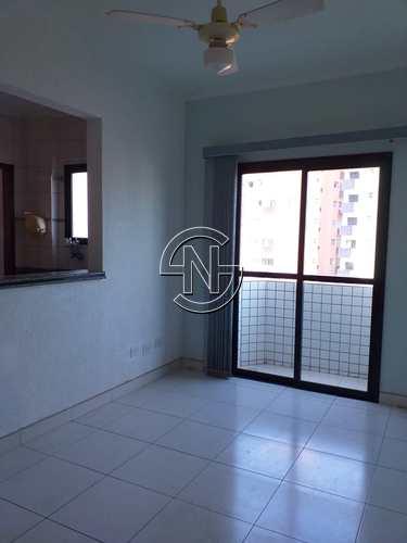 Apartamento, código 732 em Praia Grande, bairro Tupi