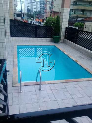 Apartamento, código 777 em Praia Grande, bairro Tupi