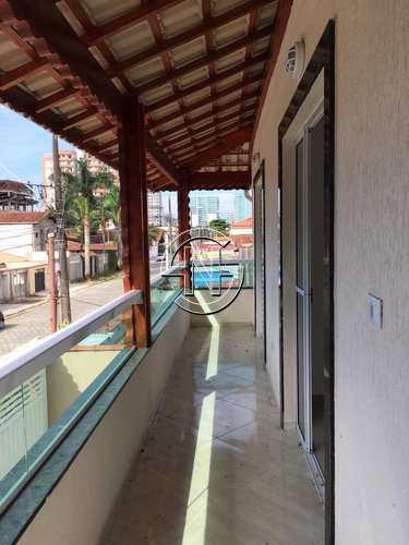 Casa, código 784 em Praia Grande, bairro Canto do Forte